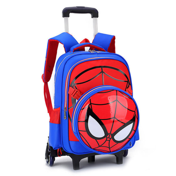 Spiderman Trolley Bag