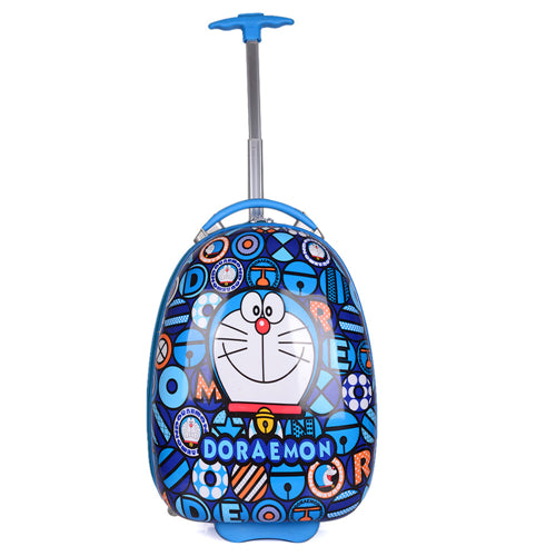 Printed Trolley Luggage Bags
