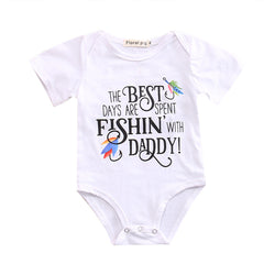 Best Days Onesie