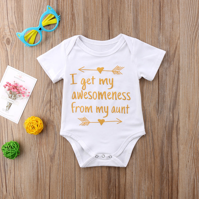 Awesome Aunt Onesie