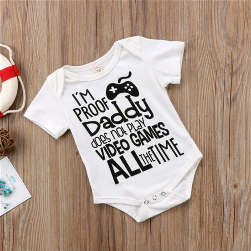 Baby Proof Onesie