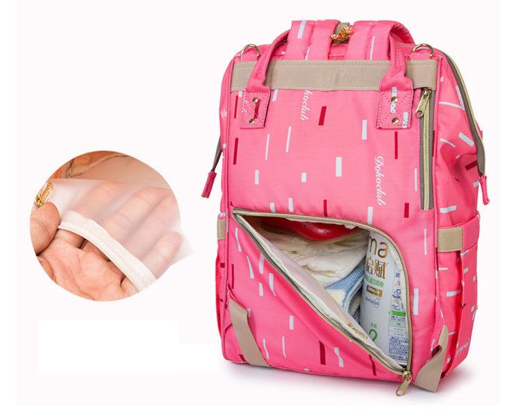 Mother Nappy Bag
