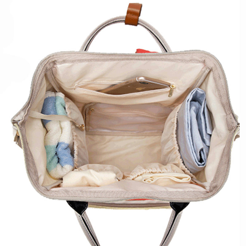 Multi Color Diaper Bags