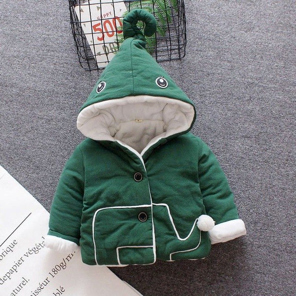 Elephant Winter Jacket for Kids