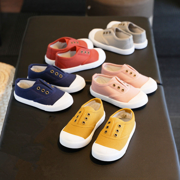 Canvas Shoes - Baby Monk