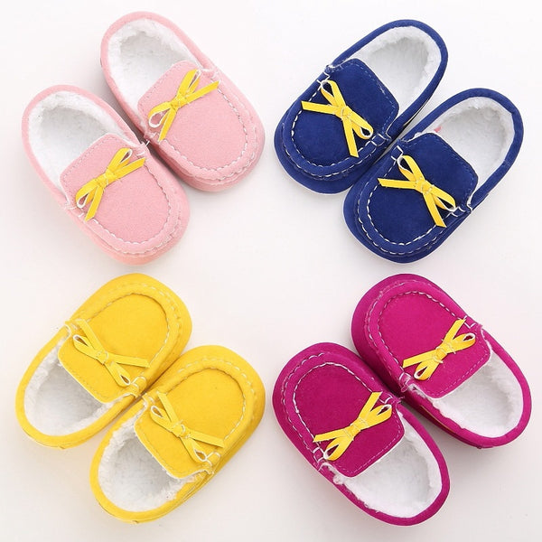 Fleece Toddler Loafers