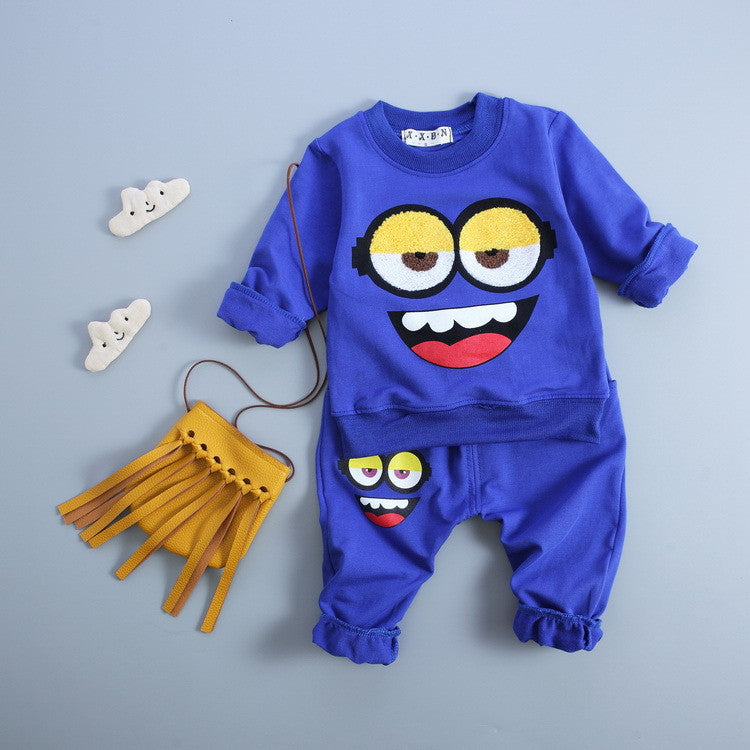 Smiley Baby Set - Baby Monk