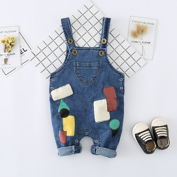 Baby Denim Dungaree
