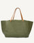OVERSIZED TOTE, OLIVE
