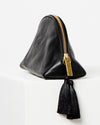 COIN CLUTCH | BLACK