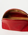 COIN CLUTCH | SCARLET