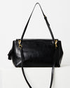 FLAP BAG | BLACK