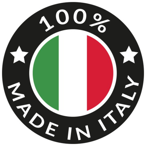 Fabrication 100 % made in Italy