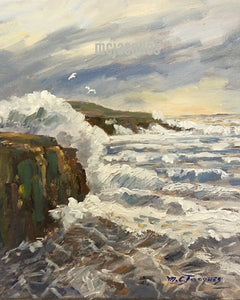 Stormy Sea Doolin