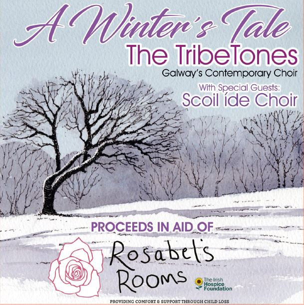 A Winter's Tale Christmas CD - The TribeTones