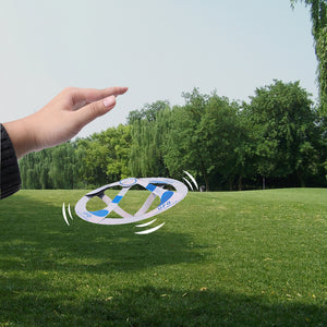 UFO Flying Disk Magic Trick