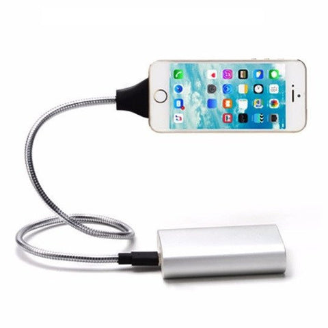 Twister Iphone Charger Dock Cable & Tripod - Jobbershot Shop