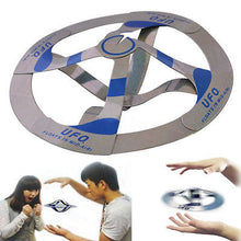 UFO Flying Disk Magic Trick - Jobbershot Shop
