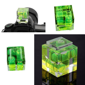 3D Triple Axis Bubble Spirit Level - Jobbershot Shop