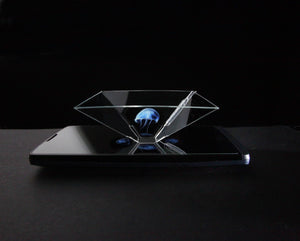 3D Hologram Projector for Smartphone