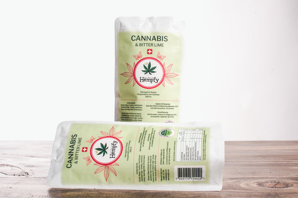 Cannabis drink Hempfy Switzerland Geneva Zurich
