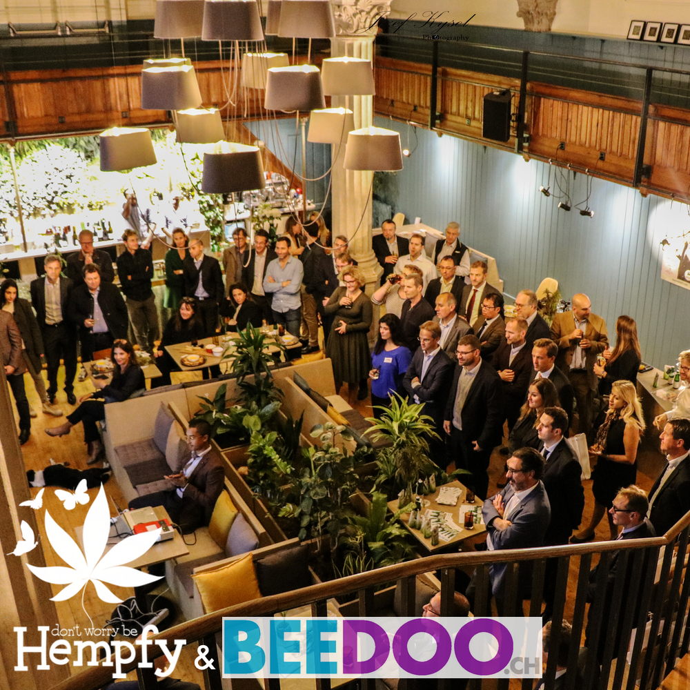 Beedoo and Hempfy combining their efforts to raise capital and more…