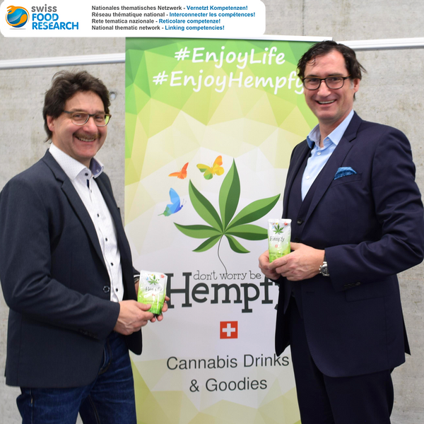 Hempfy and Swiss Food Research