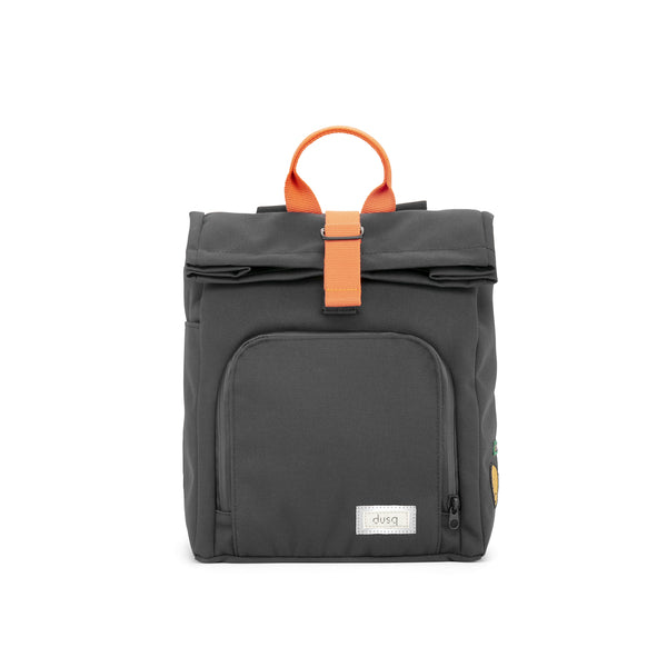 MINI BAG | NIGHT BLACK & ORANGE