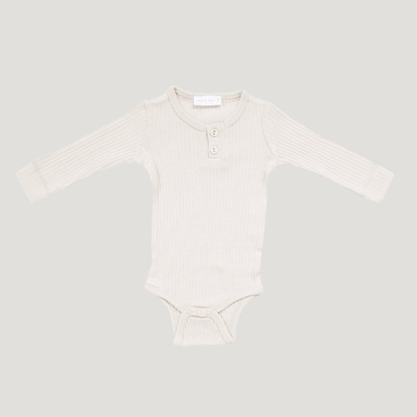 BODY MANCHES LONGUES CREME Jamie Kay - Booboo Pirates