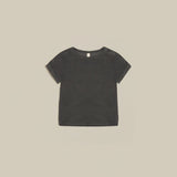 T-SHIRT TERRY ANTHRACITE