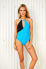 ELIZABETH TURCHESE & BLACK ONE PIECE