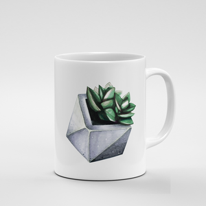 Cacti Party 10 | Mug - But Why Not
