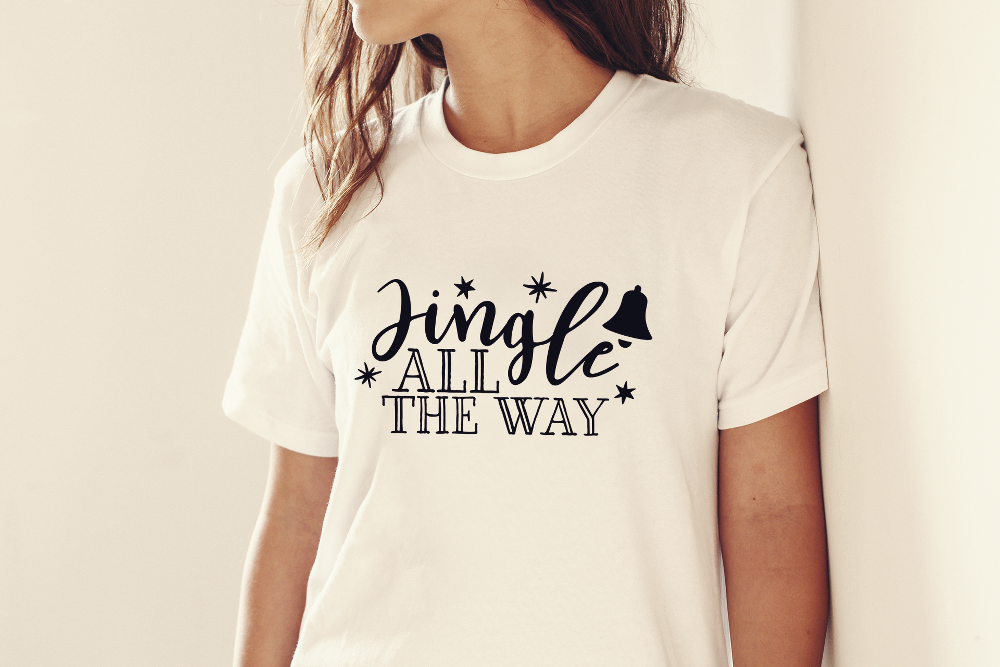 Jingle All the Way | Adult T-shirt