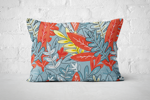 Urban Jungle 10 - Pillow Rectangle - But Why Not