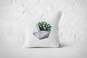 Cacti Party 10 | Pillow Cover - But Why Not