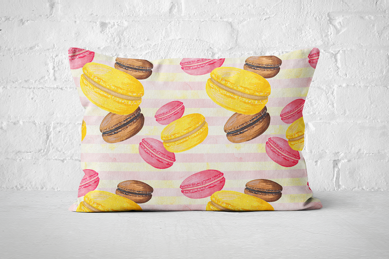 Macaroons | Pillow