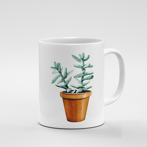 Cacti Party 11 | Mug - But Why Not