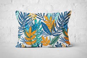 Urban Jungle 11 - Pillow Rectangle - But Why Not