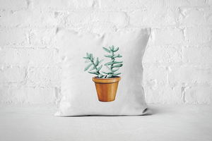 Cacti Party 11 | Pillow Cover - But Why Not