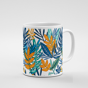 Urban Jungle 11 - Mug - But Why Not
