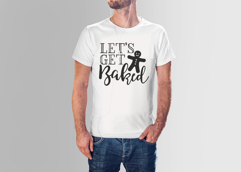 Let's get baked | Adult T-shirt