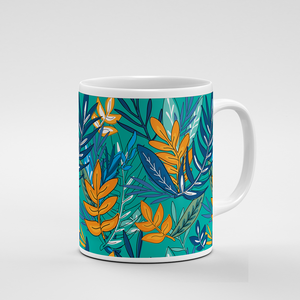Urban Jungle 12 - Mug - But Why Not