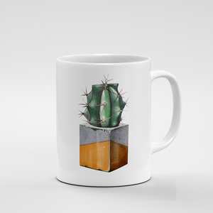 Cacti Party 12 | Mug - But Why Not