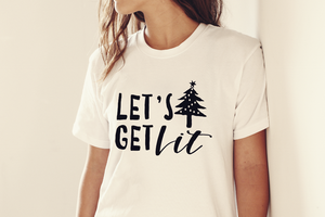 Let's get lit | Adult T-shirt