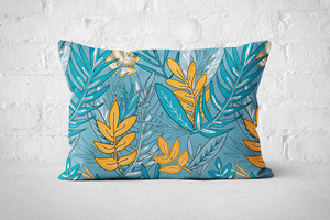Urban Jungle 13 - Pillow Rectangle - But Why Not