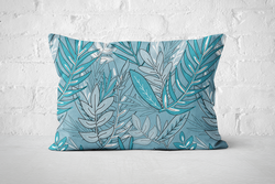 Urban Jungle 14 - Pillow Rectangle - But Why Not
