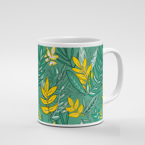 Urban Jungle 15 - Mug - But Why Not