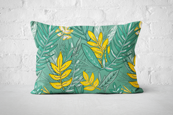 Urban Jungle 15 - Pillow Rectangle - But Why Not