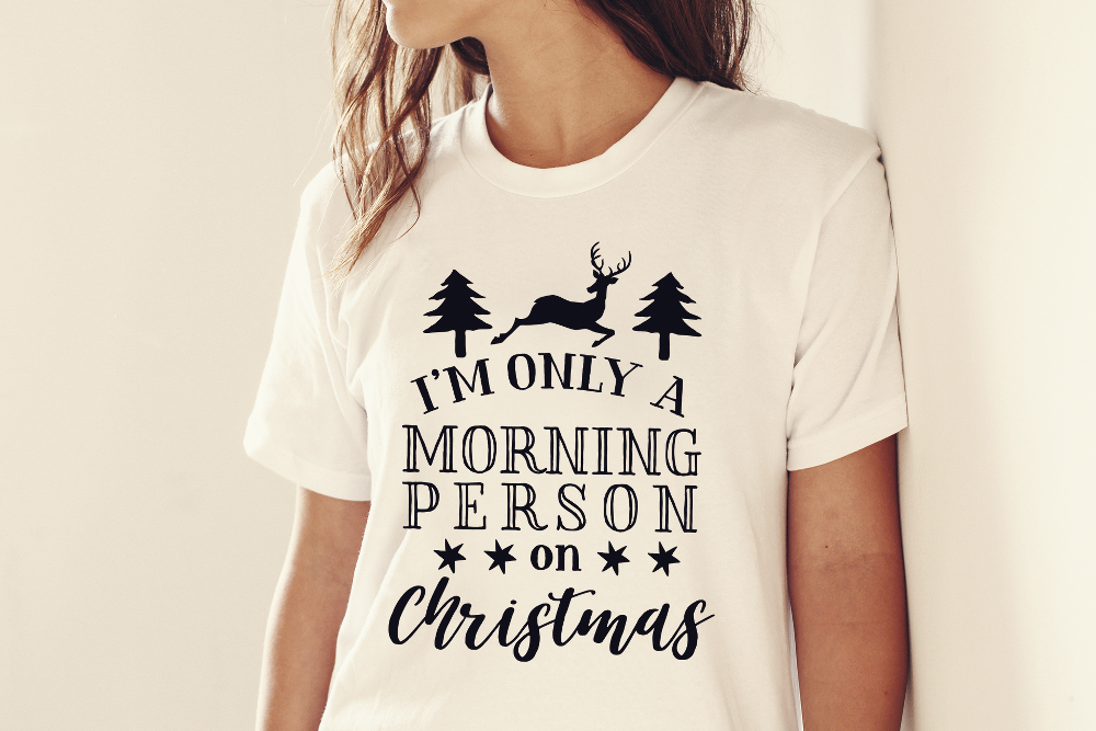 Morning Person | Adult T-shirt