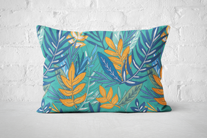 Urban Jungle 16 - Pillow Rectangle - But Why Not